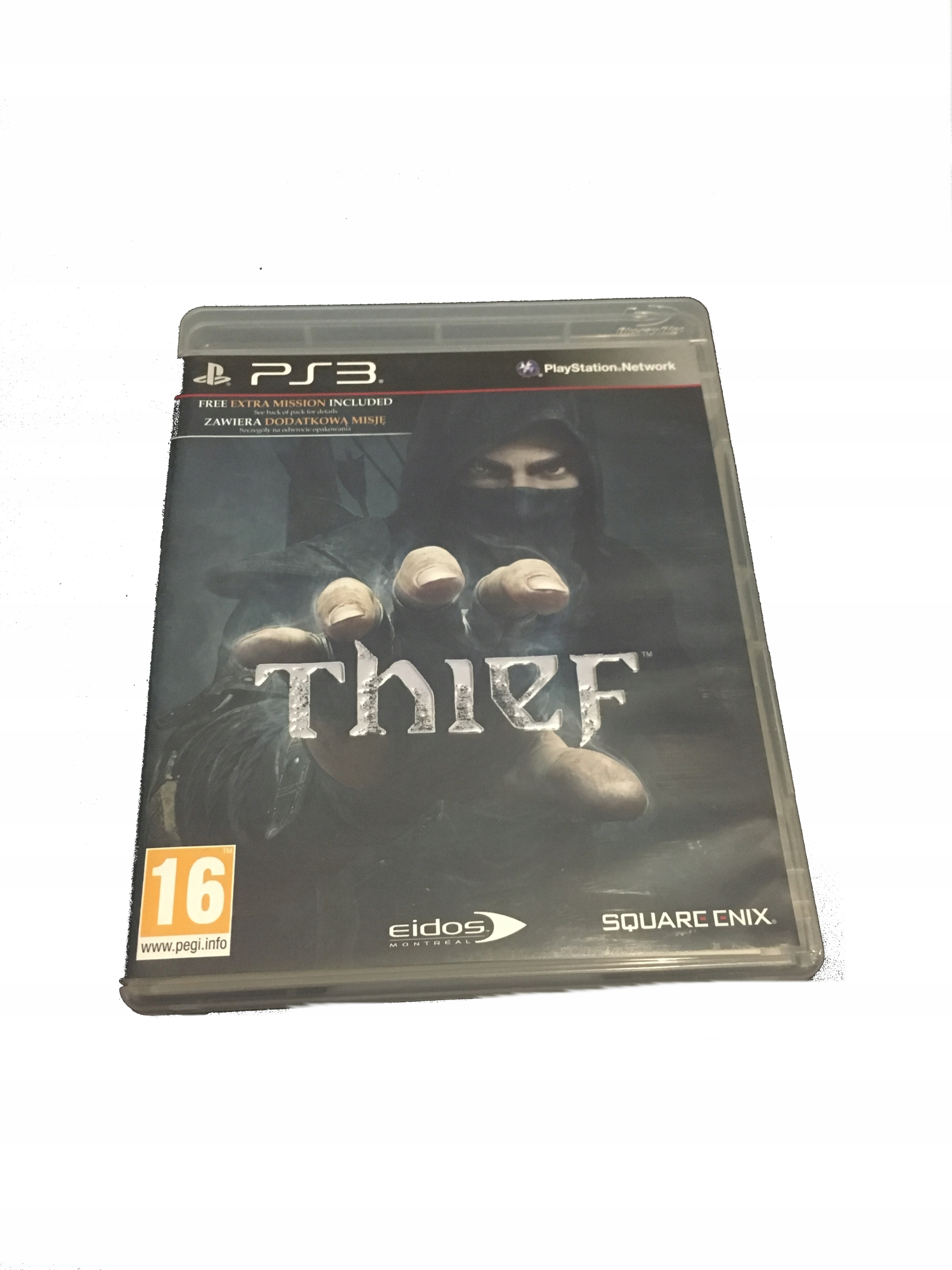 Игра для PS3 Square Enix Thief