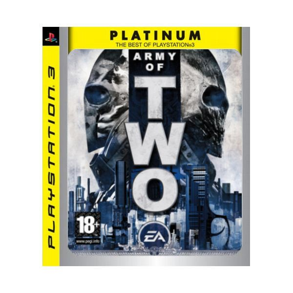 Army of Two (PS3)  platinum