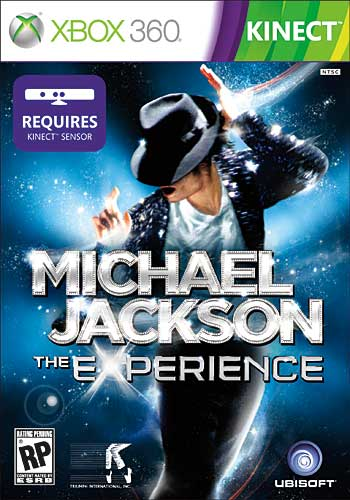 Michael Jackson the experience X-Box 360