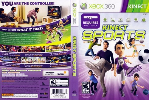 kinect sports rus